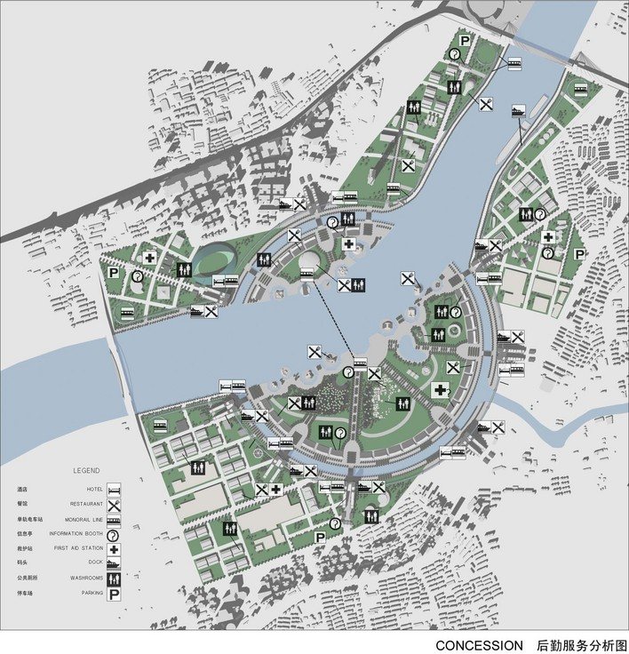 设计公司住宅小区景观设计方案   上海世博会规划设计方案(经高清图片
