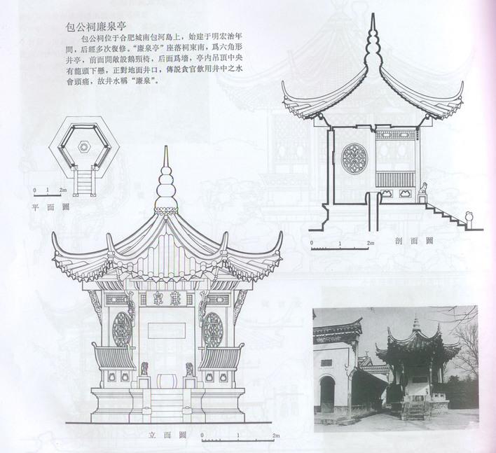 收集了各类中国古建亭子的形式,做法,共19张,希望对各位做