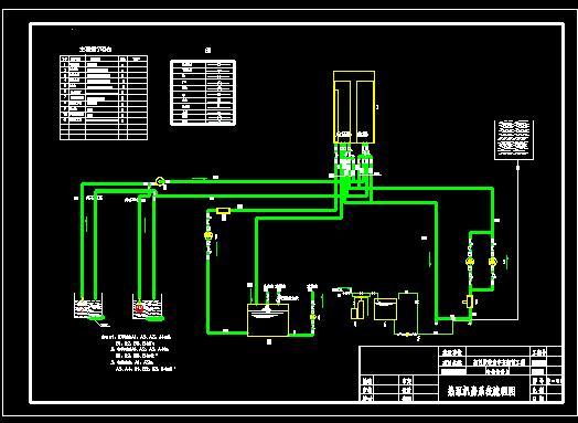 图纸 暖通设计图  空调竣工图纸    这是一个建筑的竣工图纸,有末端