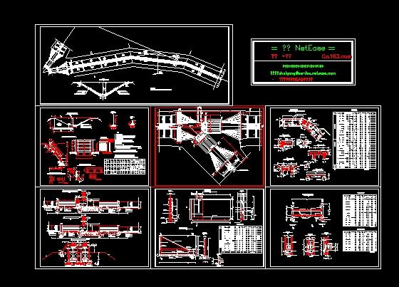 简介:节制闸平剖面结构图 相关专题:结构图剖面图厂房结构图楼房结构