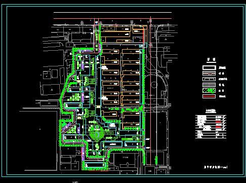 商业街规划设计方案 商业街规划