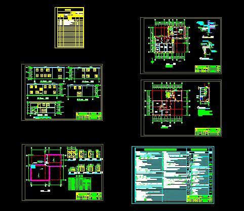 某医院建筑设计图