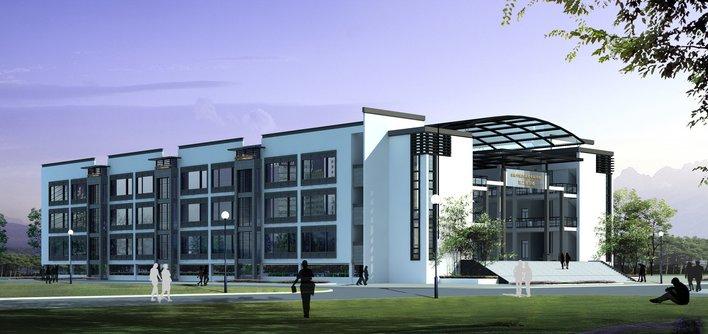 相关专题:教学楼设计效果图 大学教学楼效果图 小学教学楼效果图图片