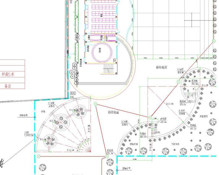 建筑图纸  幼儿园建筑设计   幼儿园建筑设计,建筑功能设计平面布局