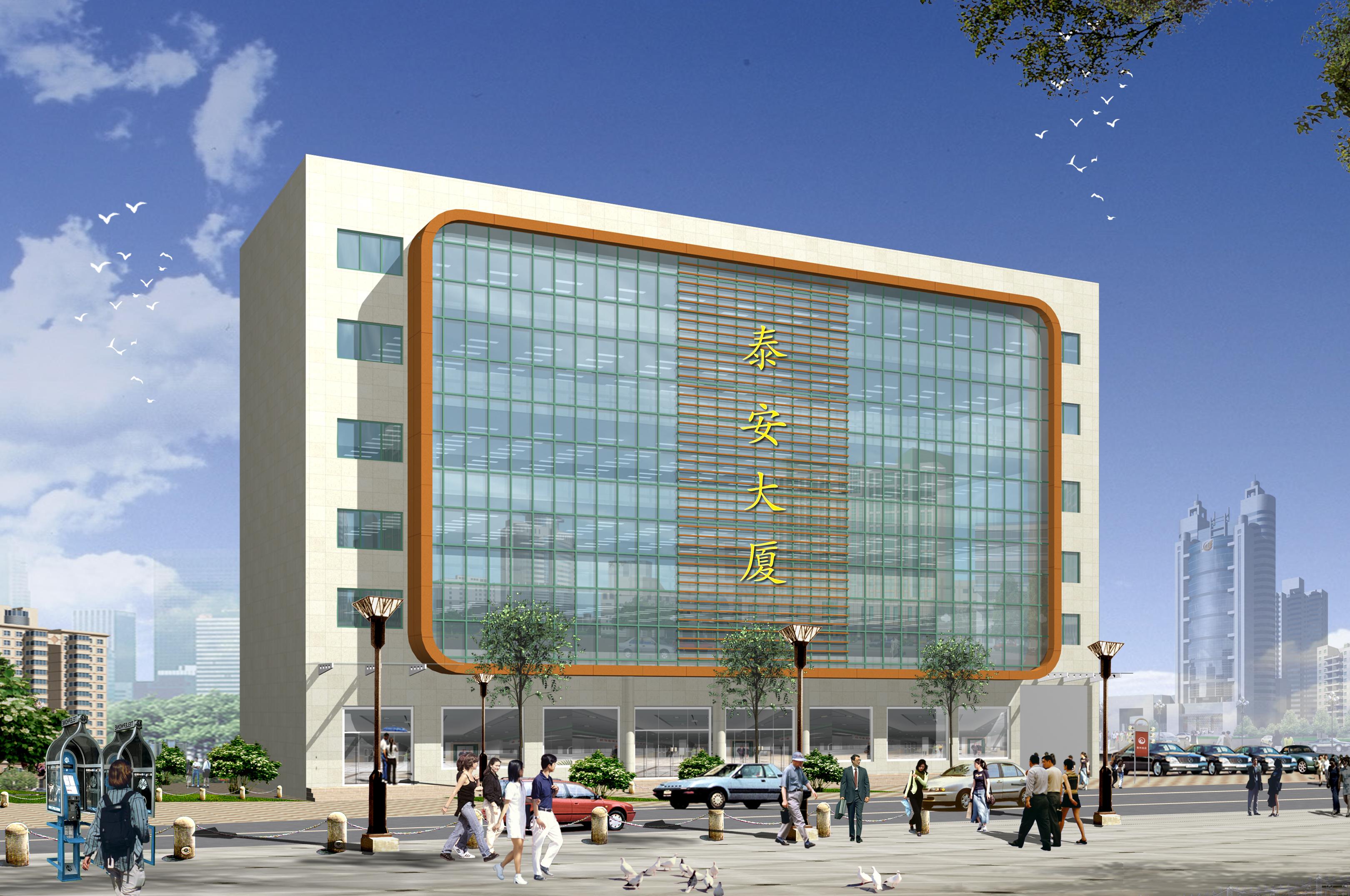 相关专题:四层办公楼效果图 五层办公楼效果图 三层办公楼
