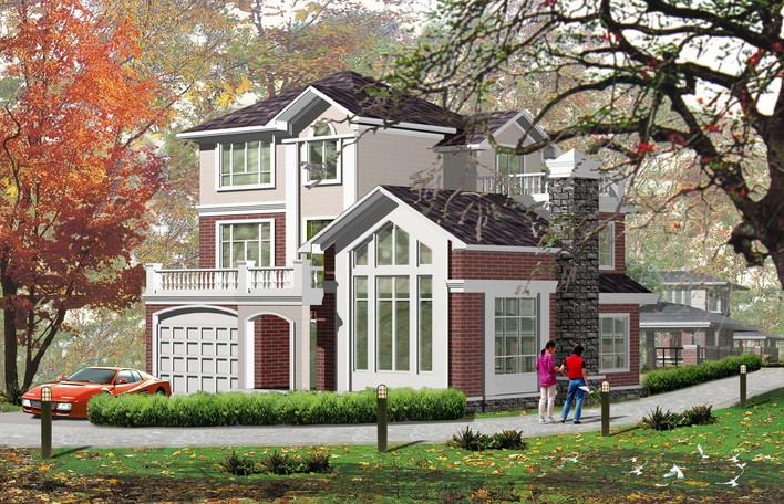 经典别墅设计