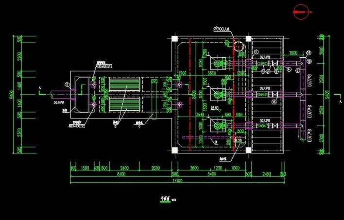 污水进水泵房 污水进水泵房设计流程 污水进水泵房设计 污水泵站设计