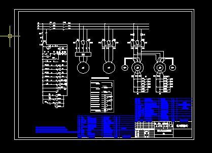 5tmh起重机原理图(空操带遥控器)