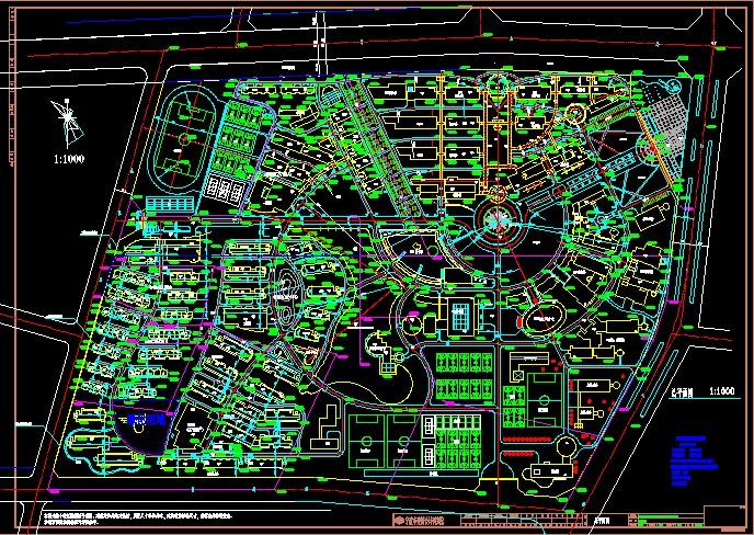 吕梁风景区规划图