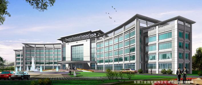 小型办公楼效果图 政府办公楼效果图 办公楼 效果图 欧式办公楼效果图