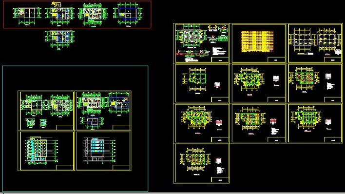 建筑结构施工图