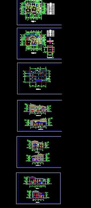 某实验室设计图_cad图纸下载-土木在线