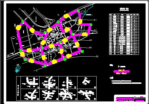宜都市陆城区给水管网设计