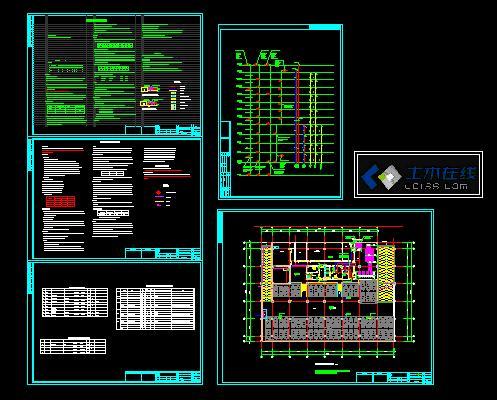农村小二楼设计平面图图片; (497x400)-楼设计图小二楼设计图