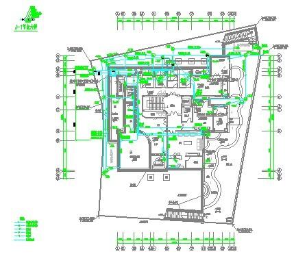某别墅全套水电施工图