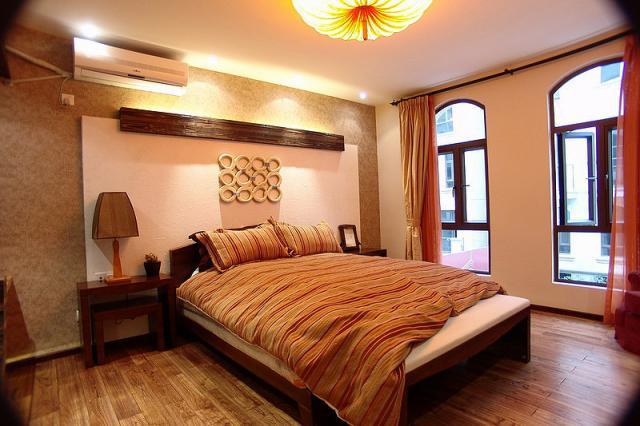 欧式精装修样板房室内设计效果图(jpg)