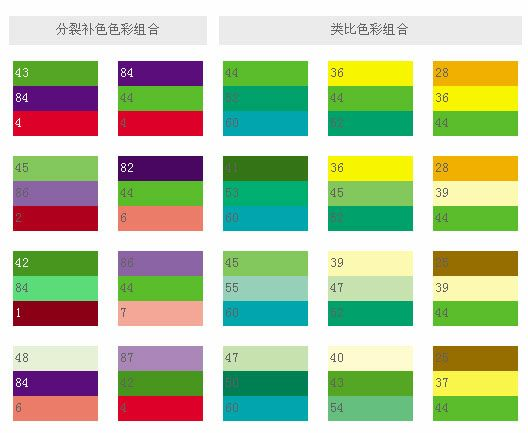 产品设计手绘配色