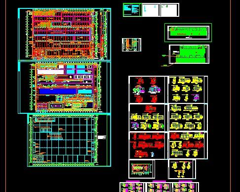发动机结构图纸 汽车发动机的工作原理 发动机发电机工作原理 厂房