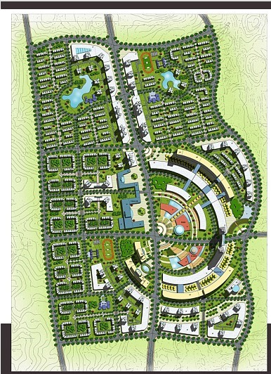 daw系列宁波东部新城总体规划与核心区城市设计 (386x532)-朱建