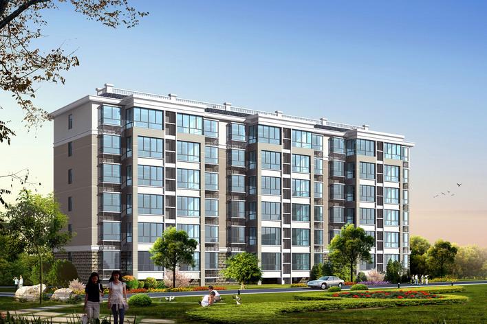 90平米 砖混住宅 施工图高清图片