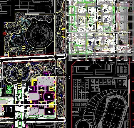 相关专题:校园平面图园林种植设计平面图大型酒店