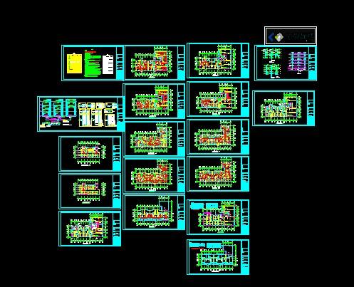 化工厂图纸v图纸城堡图纸乐高艾拼装莎电气图片
