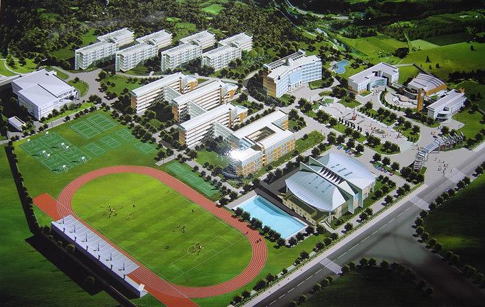 农业用地规划 用地规划图 校园规划设计cad 校园绿地规划设计 校园