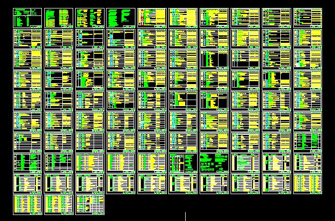 图标颜色电气大全cad_cad图标符号电气背景cad2014符号大全改如何图片