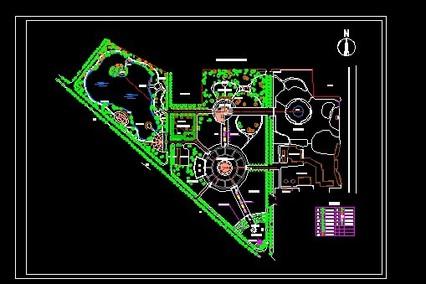 相关专题:城市规划总图 城市设计总图 城市广场的绿化设计 城市广场