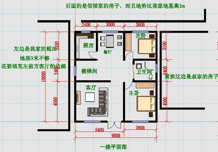 乡村房屋设计 乡村房屋设计图 乡村房屋设计图纸 乡村房屋设计平面图