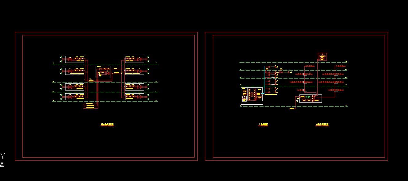 卫星有线电视系统图 有线电视分配器接法 有线电视分配器原理图  所属