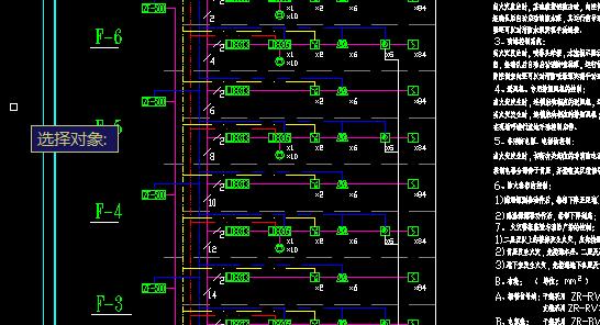 消防报警图例_咋看电气消防报警的系统图-消防电气系统图怎么看