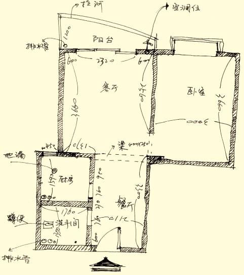 经典小户型CAD图集