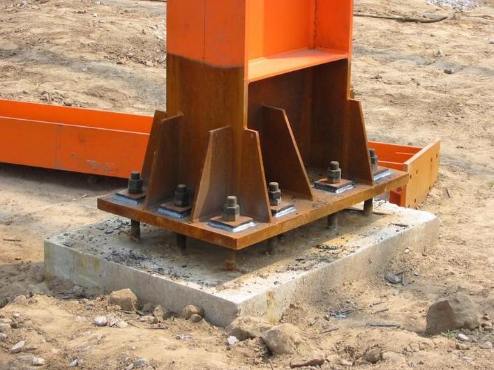 钢结构施工图 21米跨