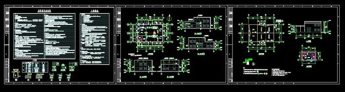 锅炉工资筑施工图郑州家具设计房建有多少图片