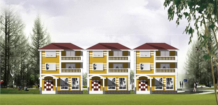 农家小别墅设计