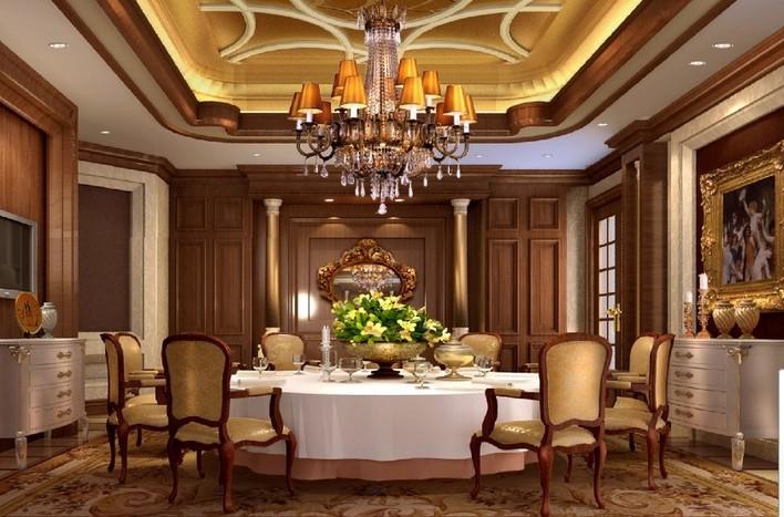 其他酒店餐饮装修图(餐饮装修图)图片