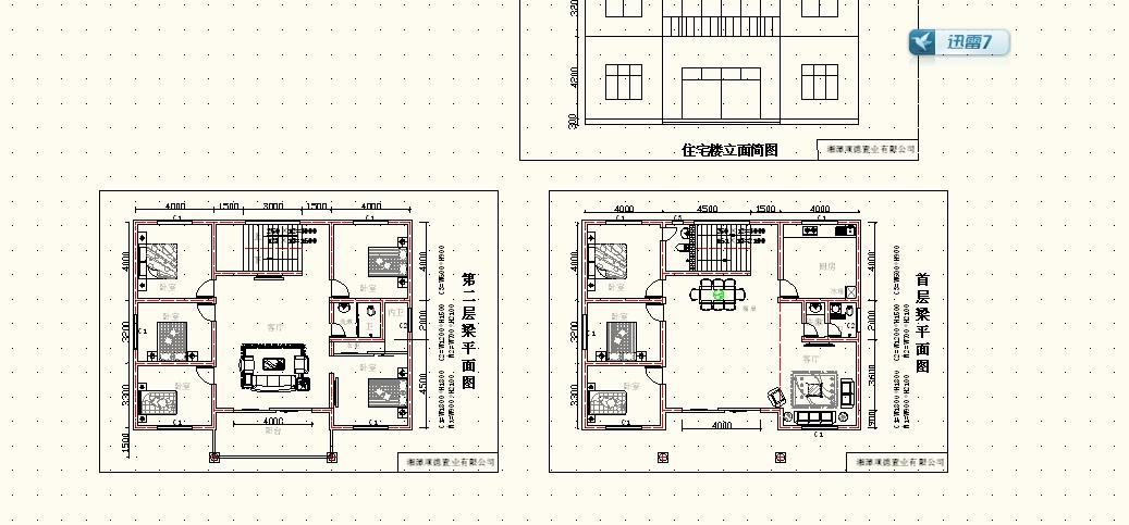 2层民房建筑设计图 2层民房建筑设计图最新图片 乐悠游网