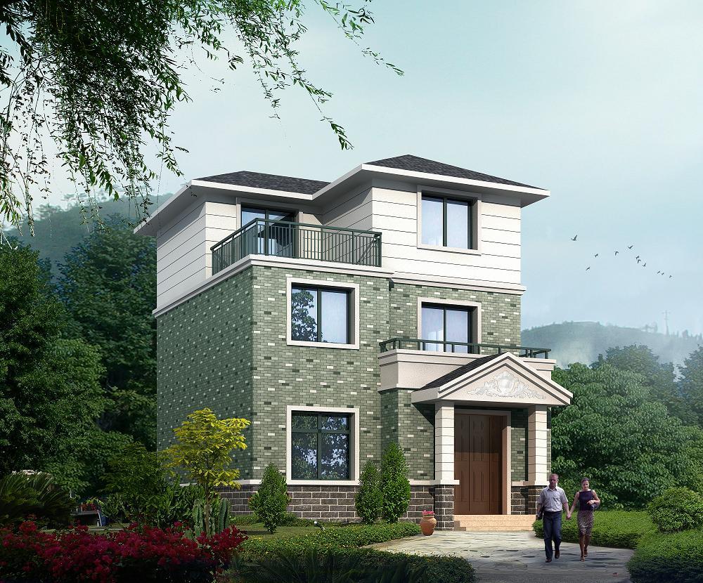 2014年农村别墅设计