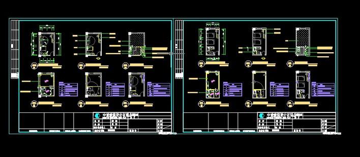 某酒店客房平面系统图 含开关 及插座等平面图