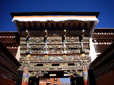 藏族特色图案_土木在线