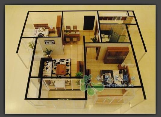 小户型装潢设计 小户型装潢设计图 小户型装潢平面图 小户型卧室装潢