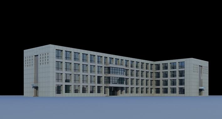 某地2层钢结构临时办公楼全套建筑及结构施工图 高层办公楼(地上12层