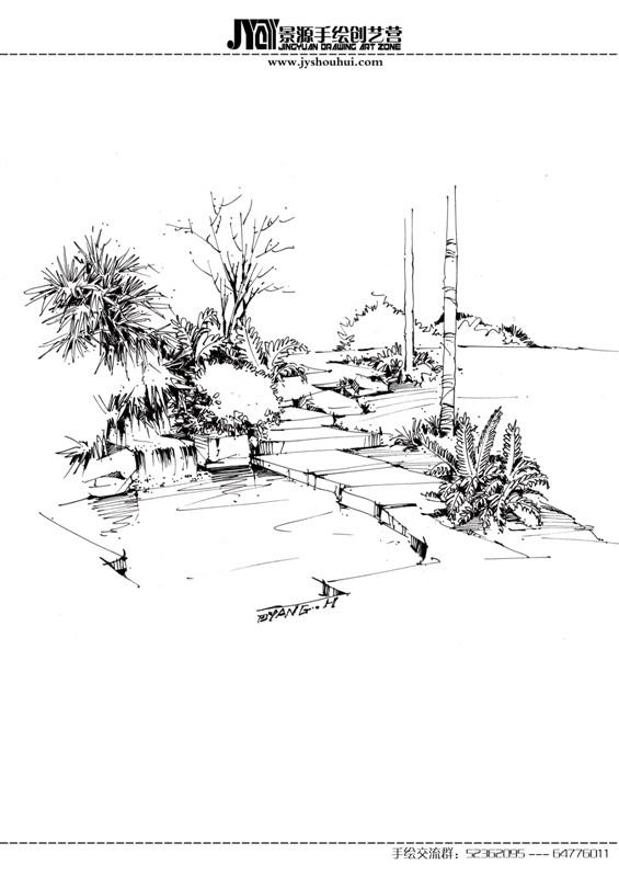 相关专题:大堂手绘图手绘图景观小品手绘图花坛设计手绘图展馆设计