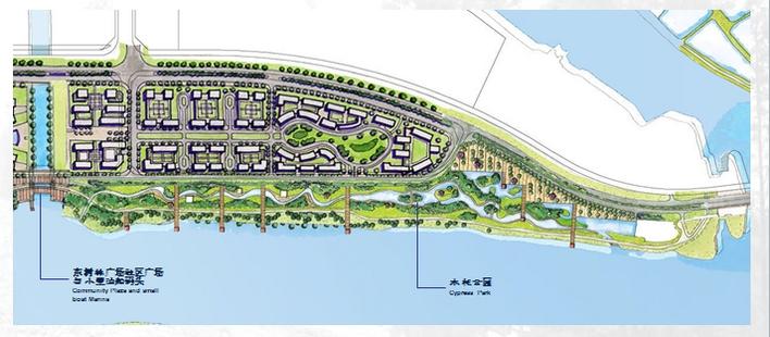 河道,景观,滨水规划