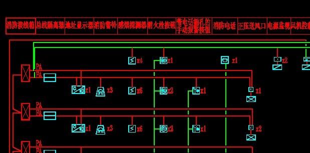 消防系统图怎么看_消防喷淋系统图图例_消防喷淋系统_求消防工