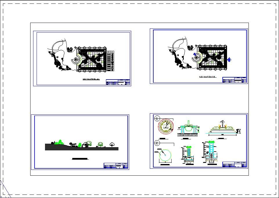 校园广场设计校园小广场设计校园景观广场设计校园广场铺装校园广场