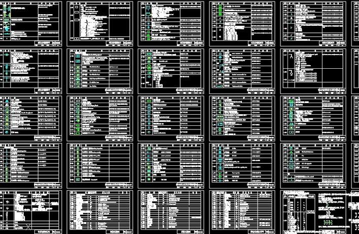 国标图纸-phc预应力管桩-图集 电气工程设计国标图形和文字符号 国标