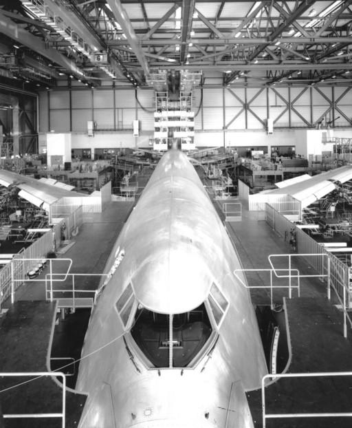 德国汉堡飞机场的设计方案
