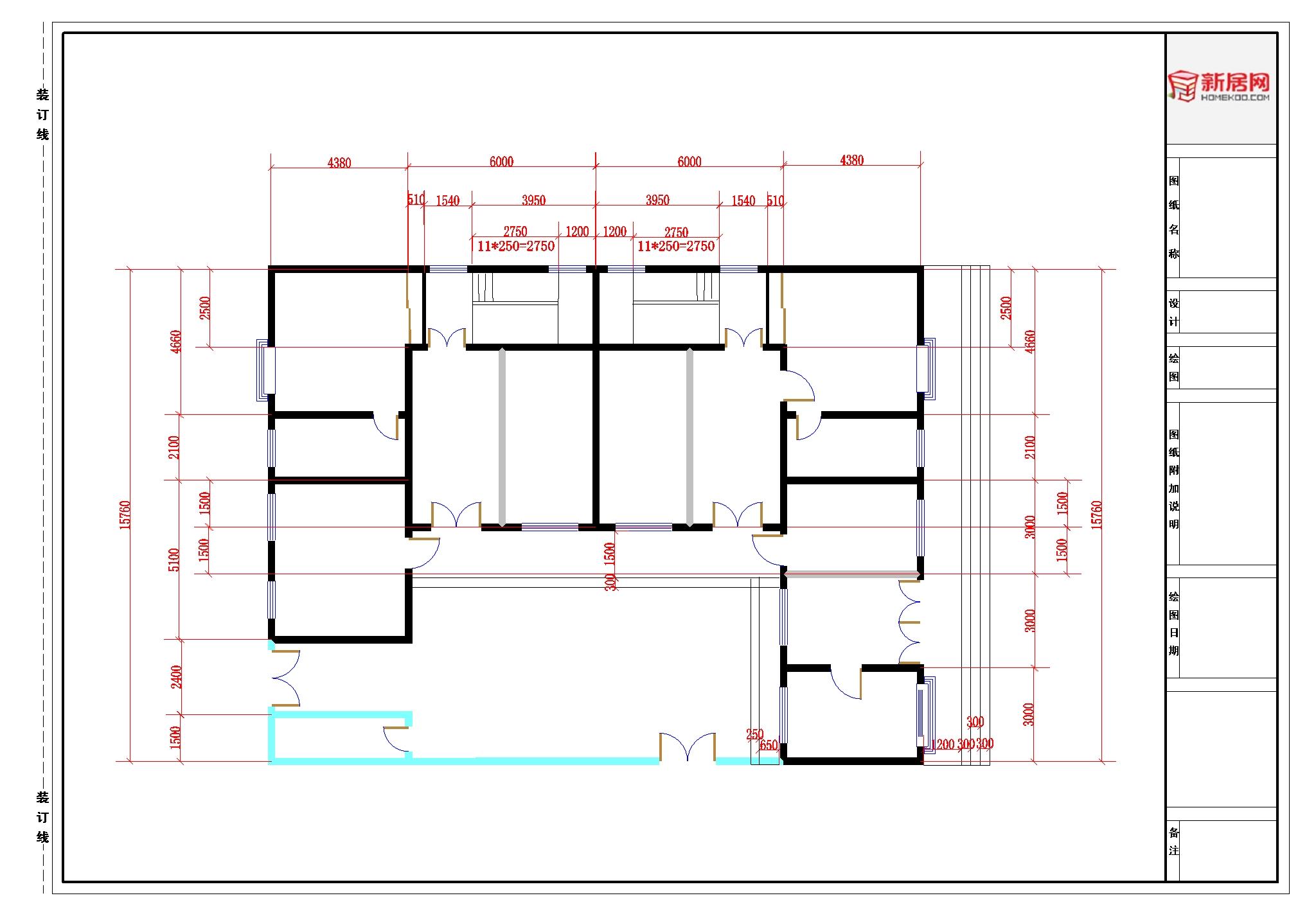 图农村一层平房平面图一层别墅平面图楼梯一层平面图